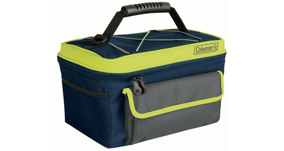 Coleman Sport Soft Cooler 9L blue/yellow